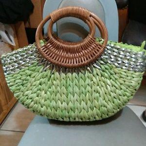 Beautiful vintage summer bag
